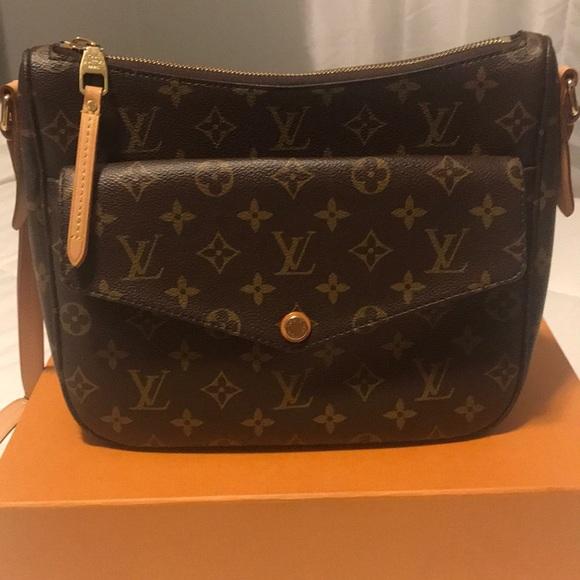 346eb05bce4c Louis Vuitton Handbags - Louis Vuitton Mabillon cross body bag